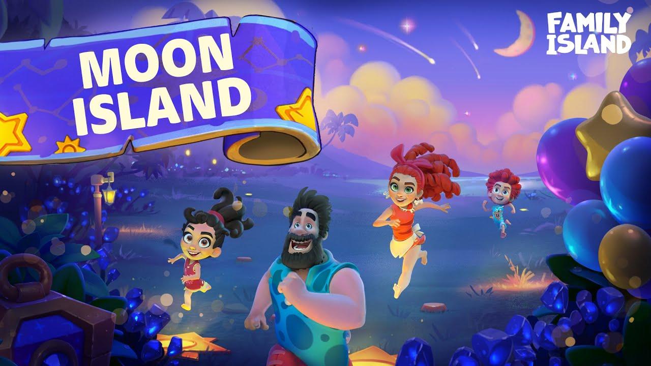 Family Island: Moon Island