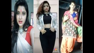 Indian Girls Home Dance--Girls Hostel dance-- Bhabhi Dance