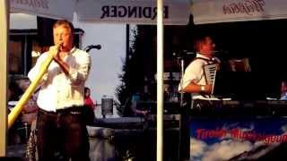 Tiroler Musikzigeuner TMZ - Alphorn Walzer