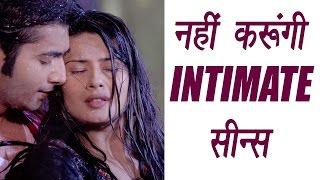 Kasam actress Kratika Sengar refuses to do intimate scene with Ssharad Malhotra | FilmiBeat