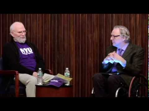 Dr. Oliver Sacks On Coping with Brain Injury and Illness