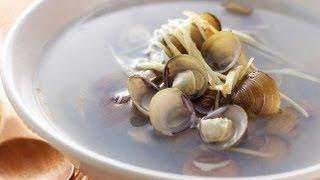 【楊桃美食網】夏天開胃的蜆仔湯