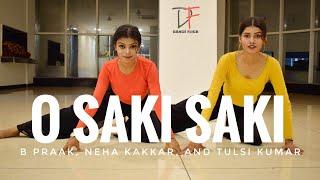 Gambar cover O Saki Saki - Batla House   Nora Fatehi   Neha Kakkar, Tulsi Kumar & B Praak   Dance Flick