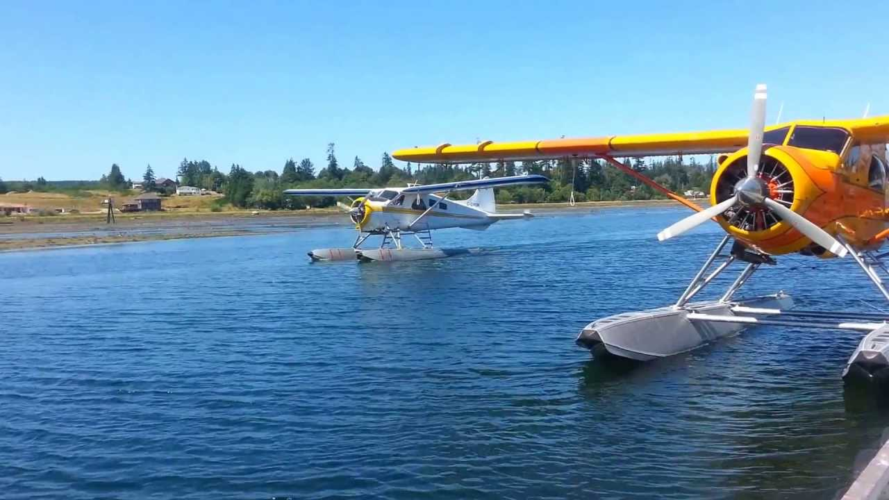 Coril Air Seaplanes Campbell River Bc