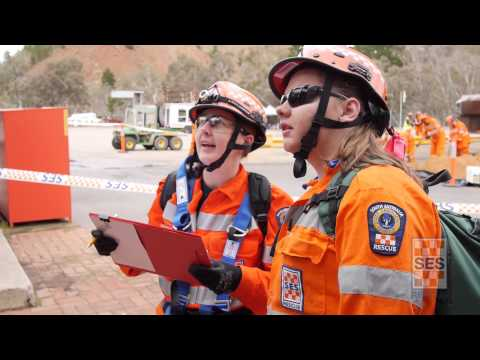 South Australian State Emergency Service State Rescue Challenge 2015