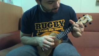 Canon in C - Johann Pachelbel - ukulele