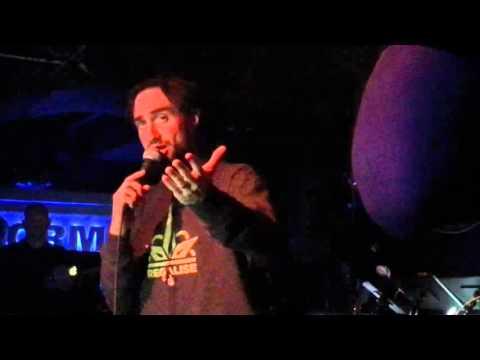 Beardyman @ Storm club Prague 2015