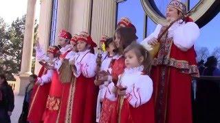 Песня Ой грибы грибы грибочки Наурыз Атакент Концерт маленькая Людмила Зыкина