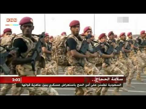 Saudi Arabia Military Parade 2015