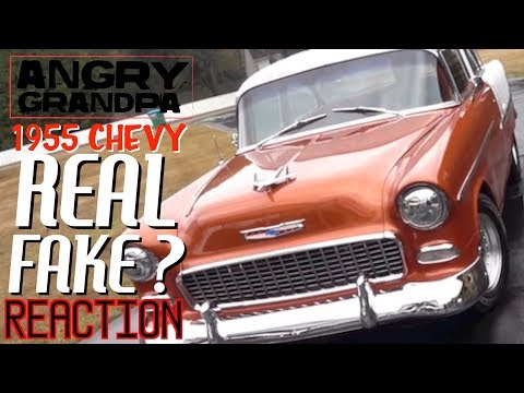 Angry Grandpa's 1955 CHEVY VIDEO | REAL or FAKE? Charlie Travels Interview | Best Fan Prank EVER!!!