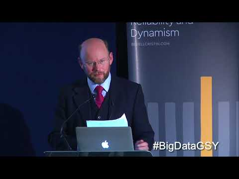 The Guernsey Data Conference 1.0 : William Mason from the Guernsey Financial Services Commission