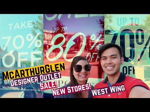 Vancouver's BEST Shopping Mall | A Closer Look At McArthurGlen Designer Outlet // Nat And Max