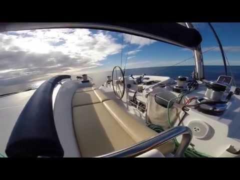 Catamaran IMPI - Raiatea to the Tuamotu Archipelago
