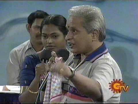 Visuwin  arattai arangam, rocked by me and sneha in 2002..!! PART 2