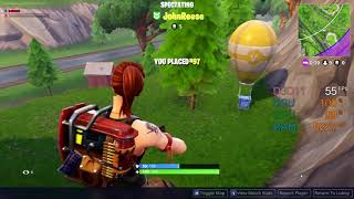 GeForce GT 1030 -- Intel Celeron G4900 -- Fortnite Battle Royale FPS Test 1080p Medium