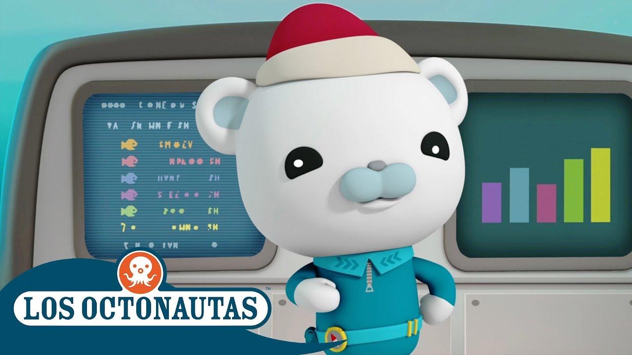 Los Octonautas Oficial en Español - Peces Nadando | Especial Navidades | Compilación