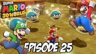 Super Mario 3D World: Let's Fun | La reprise | Episode 25 Thumbnail
