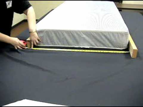 Measuring Mattress