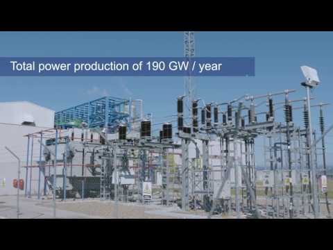 Generation plants renewable energy (thermo solar and photovoltaic).