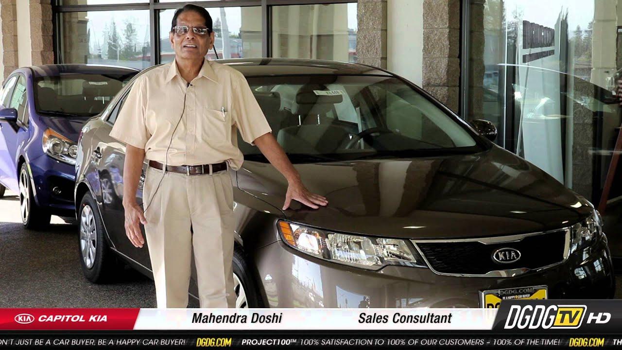 Mohendra Doshi Sales Consultant | Capitol KIA | San Jose, CA