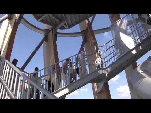 世界でいちばん高い木製の展望塔:ギャラリー WIRED.jp