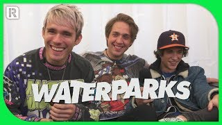 Waterparks Talk New Music, Touring With IDKHow & Ending The 'Entertainment' Era