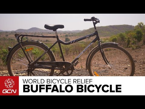 The Bicycle That Changes Lives | World Bicycle Relief On GCN