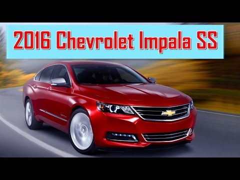 2016 chevrolet impala ss interior and exterior youtube. Black Bedroom Furniture Sets. Home Design Ideas