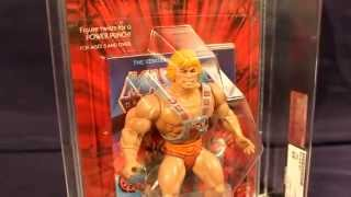 Masters of the Universe 8-Back He-Man AFA 85 Action Figure - Review