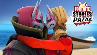 LA VERA STORIA DI LAGUNA 🎬 FILM 🎬 Fortnite Stories Pazzox