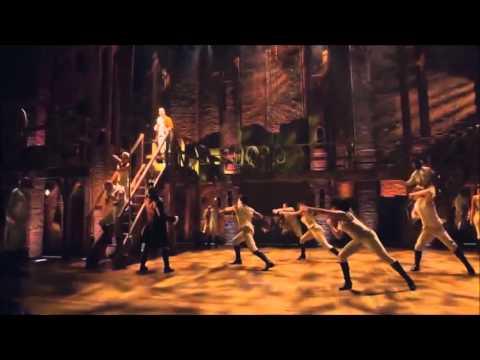 Hamilton Musical: Alexander Hamilton