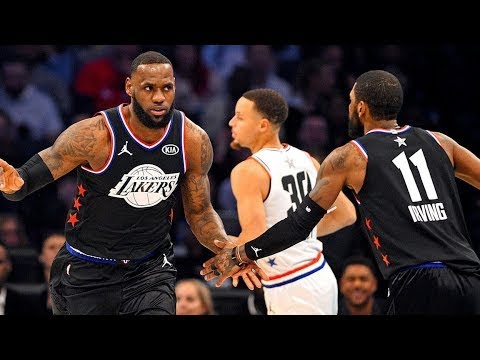 Team LeBron vs Team Giannis Full Game Highlights 2019 NBA All Star Game |  Feb. 17, 2019 | Обзор