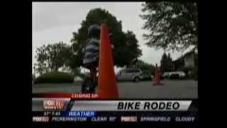 Ohio AAP Bike Helmet Awareness on Fox 28 Columbus May 9, 2012