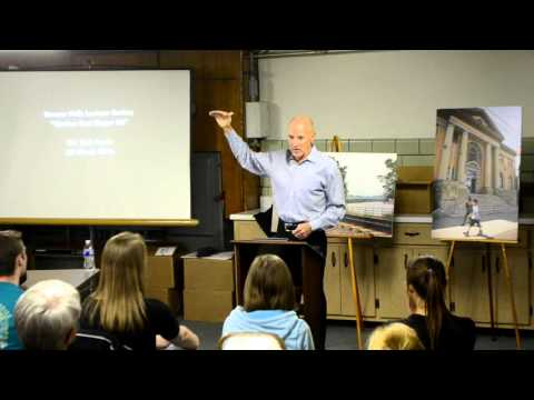 "Beaver Falls Lecture Series ""Stories that Shape Us"" part 2: Rick Davis"