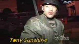 Tony Sunshine - All Access DVD Magazine Vol.9