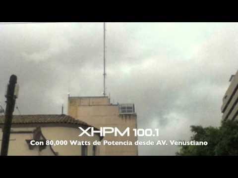 ID Best FM 100.1 XHPM San Luis Potosí