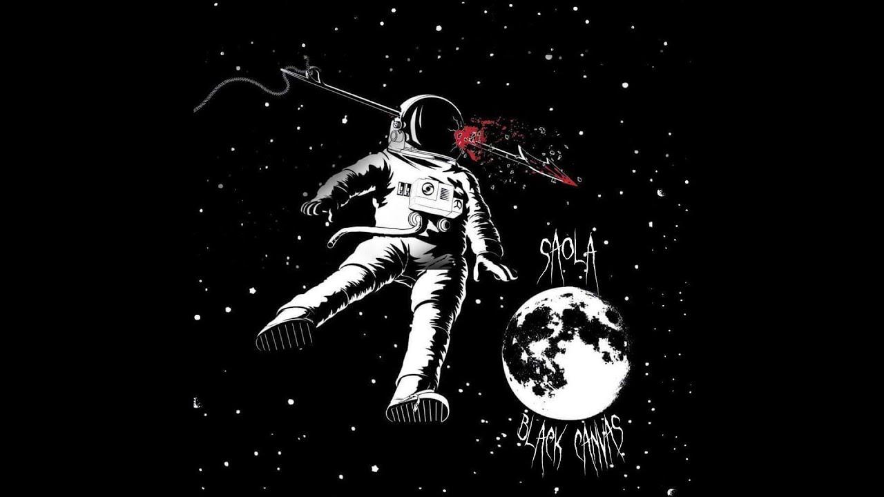 SAOLA Black Canvas New Full Album 2016 Stoner Doom Metal