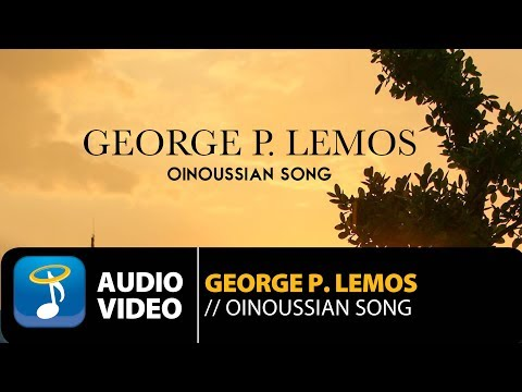 George P. Lemos - Oinoussian Song (Official Audio Video)
