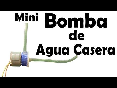 bombas de agua para fuentes artesanales