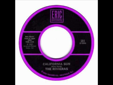 The Rivieras - California Sun - 1964