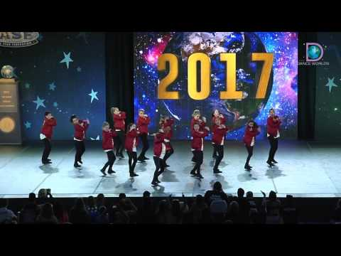 Dance Force Studios - Vitality [2017 Small Senior Coed Hip Hop Finals]