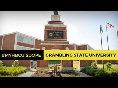 Exceptional #myhbcuisdope | Grambling State University Dope Facts Part 20