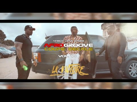 COUPE DECALE / AFROGROOVE  2019 VOL 10 - DJ JUDEX  ft.Safarel, Kerozen, Dj Arafat, Serge Beynaud