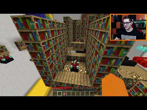 "Minecraft: 100 Parkour #1 - ""Nyan cat!"" w/ Zio"