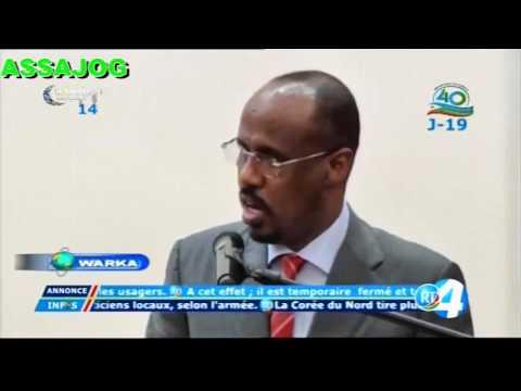 Djibouti: Warkii Maanta       08/6/2017
