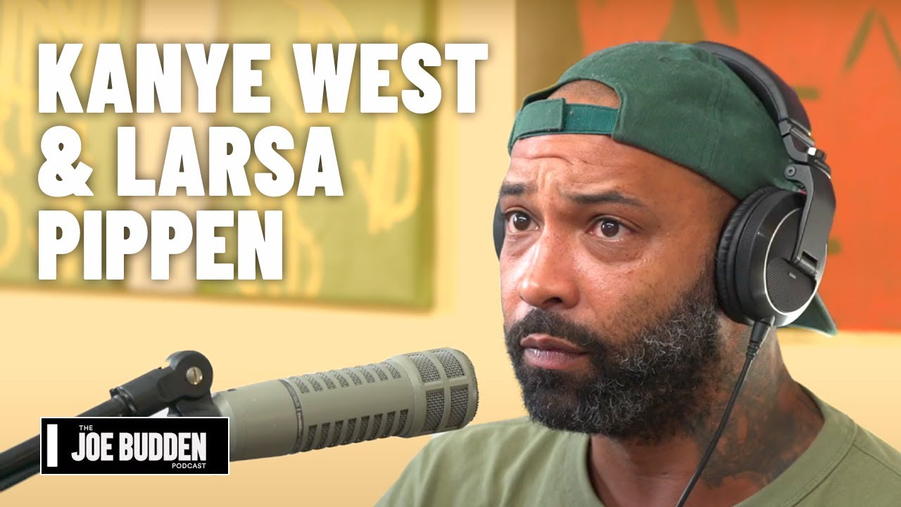 Kanye West Tweets About Larsa Pippen | The Joe Budden Podcast