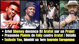 DJ ARAFAT devant la Justice à Cause de Fally Ipupa ? Ariel Sheney devance DJ Arafat | PRINCE TV