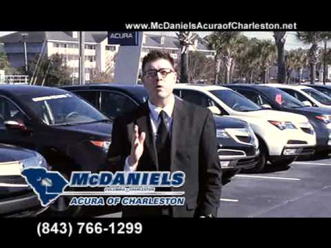 Chad Dolbier From Charleston Car Videos Does McDaniels Acura Commercial