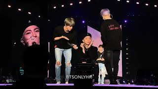 190321 Answer: Love Myself BTS(방탄소년단) Love Yourself Tour in Hong Kong Fancam