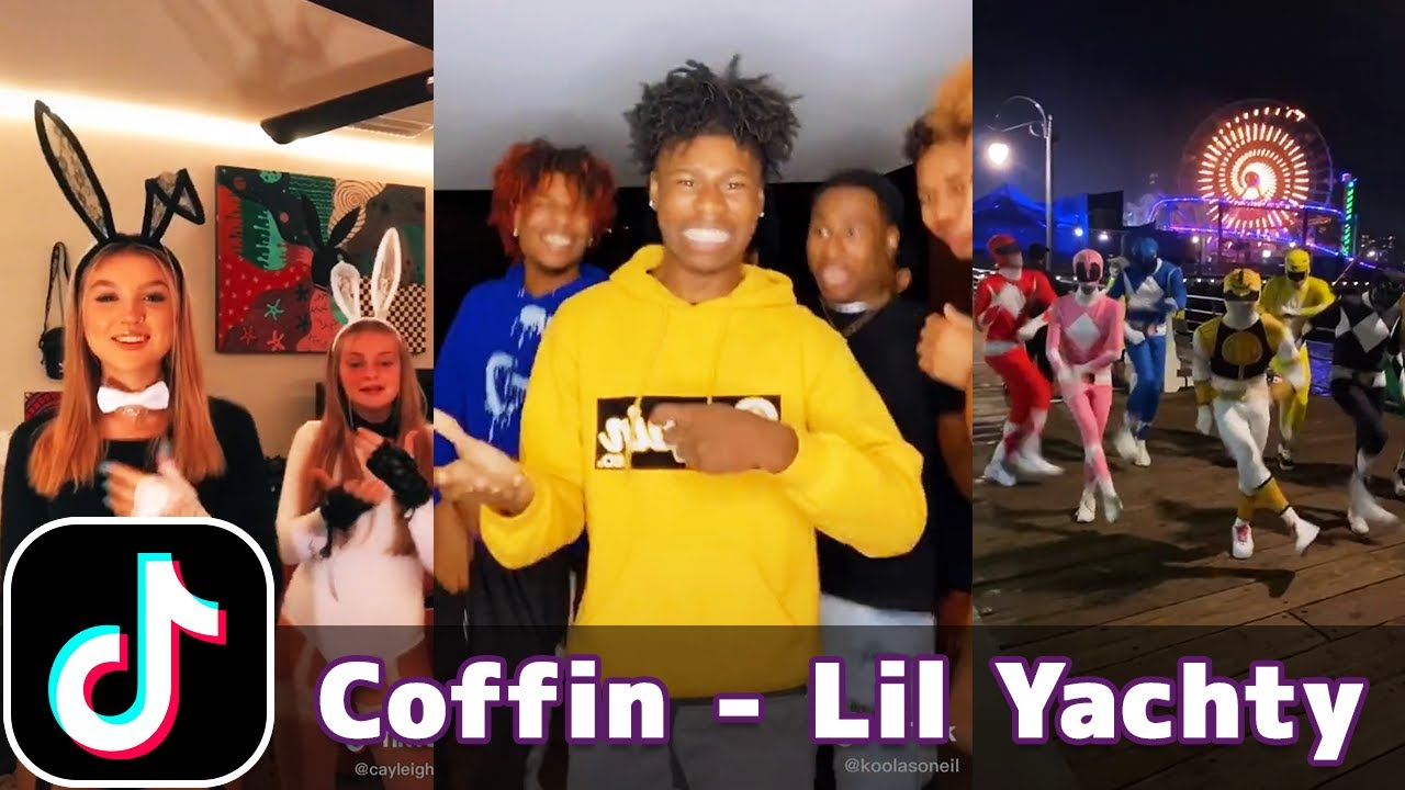 Coffin - Lil Yachty Dance (Give Me The Keys To The Coupe) | TikTok Compilation